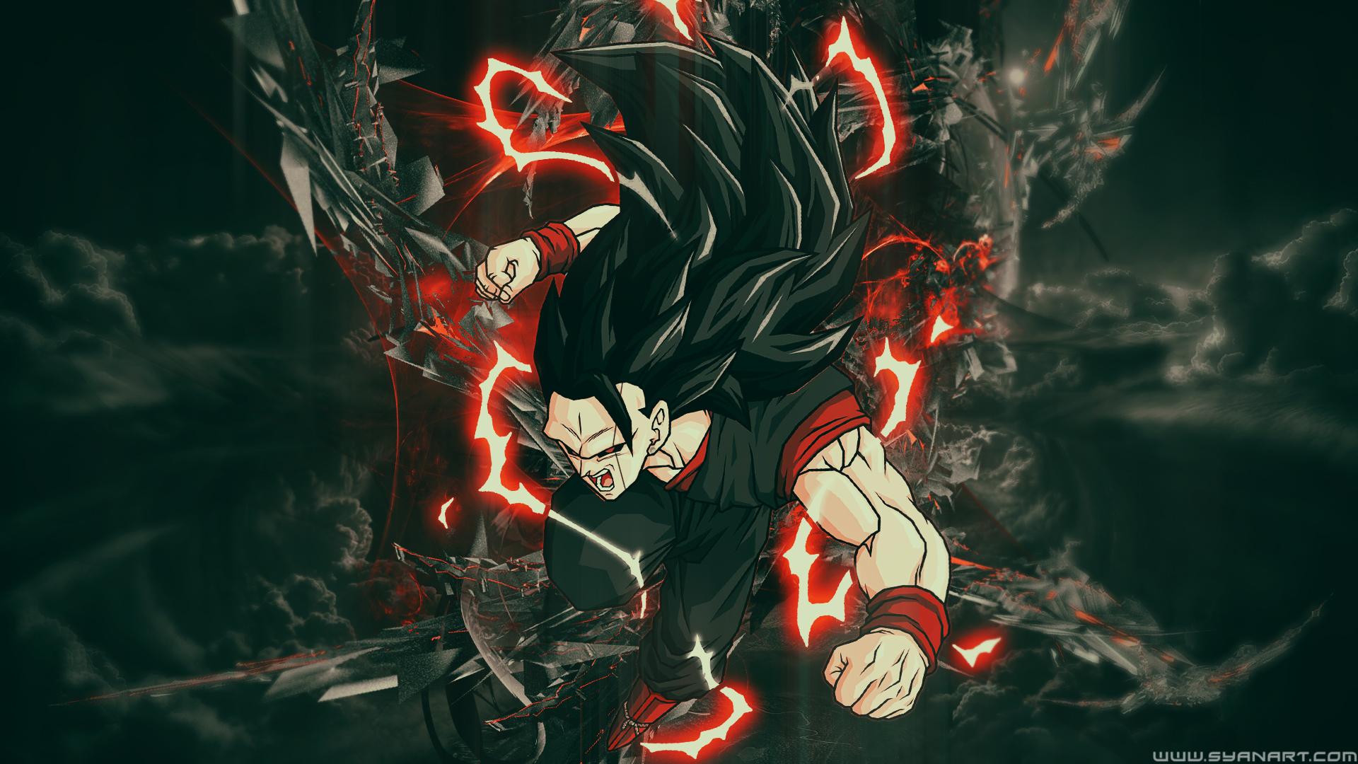 Dragon Ball Super Goku Black Full Hd Wallpaper Syanart Station