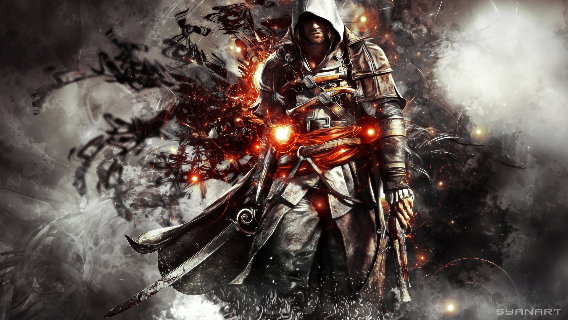 Assassins Creed 4 Black Flag Wallpaper Syanart Station