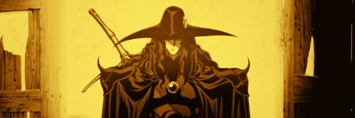 10 ? Dhampir (Vampire Hunter D)