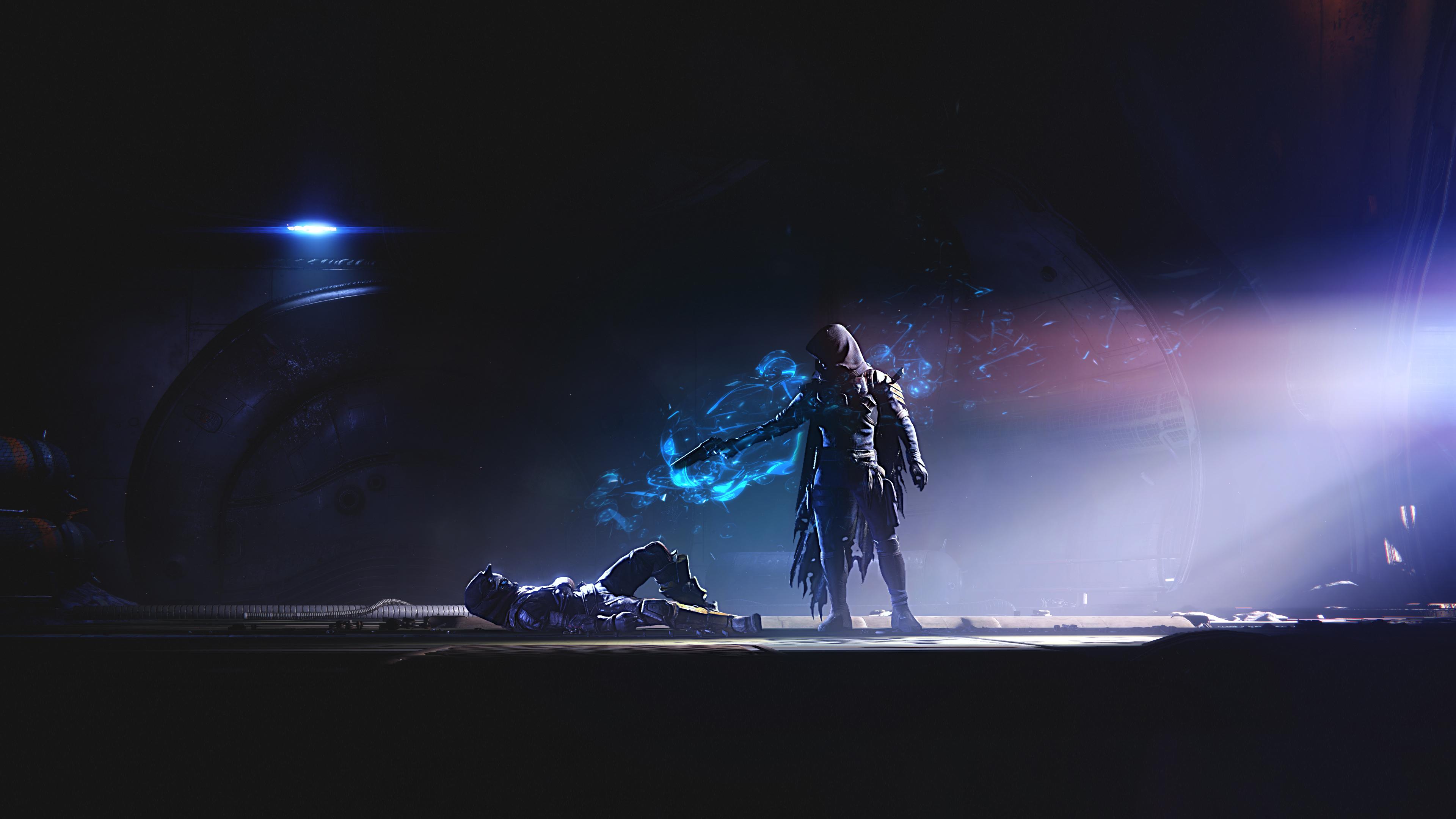 Destiny 2 Cayde 6 Death 4k Wallpaper Syanart Station