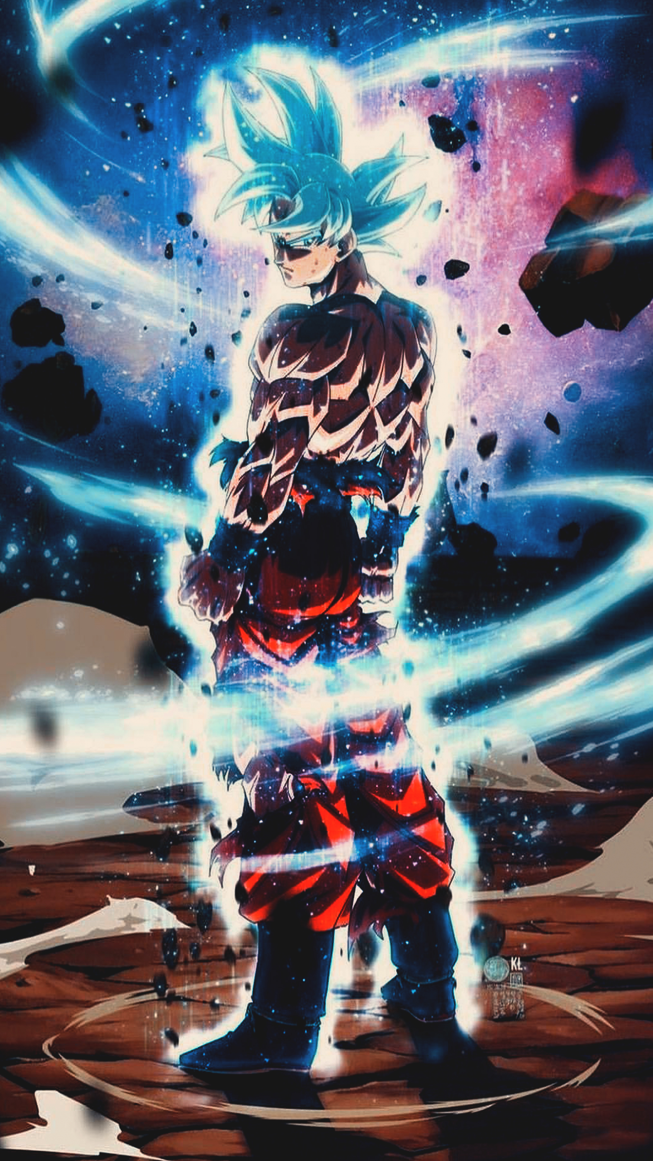 20 4k Wallpapers Of Dbz And Super For Phones Syanart Station