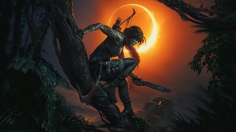 Shadow of the tomb raider oficial Box Art