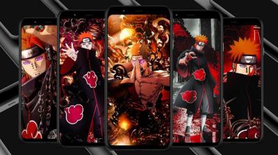 Top 6 Pain Akatsuki 4K vertical Wallpapers