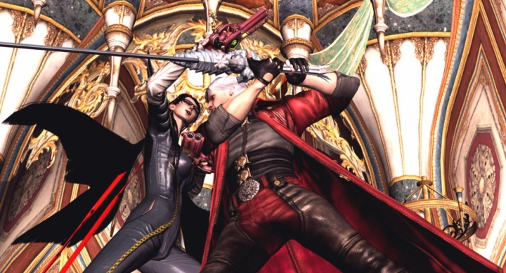 There could be a Devil May Cry crossover on the way!