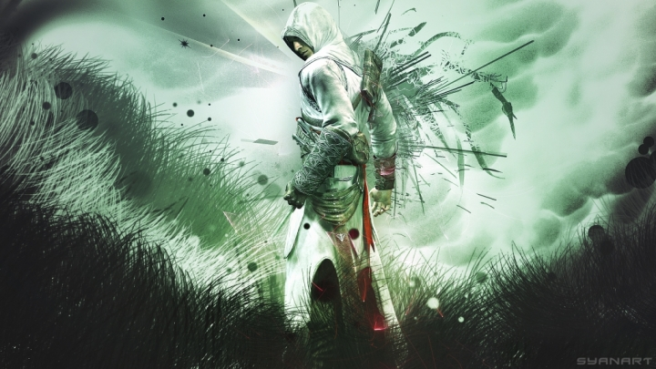 Assassin S Creed Altair Wallpaper Syanart Station