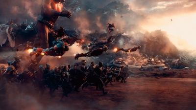 Avengers Assemble 4K Wallpaper – End game