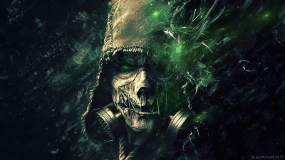 Batman Arkham Knight ScareCrow Wallpaper