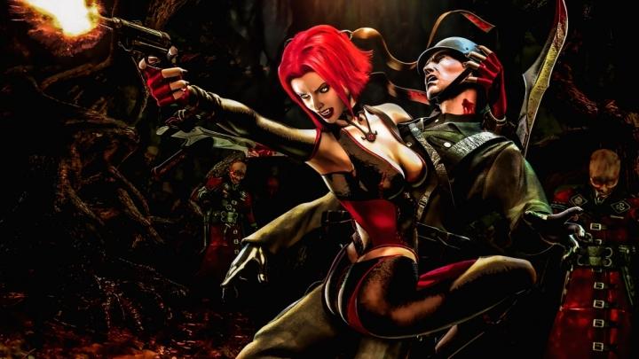BloodRayne 4K Wallpaper Remaster