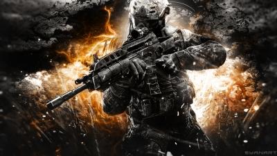 Call of Duty Blackops 2 War Wallpaper
