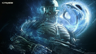 Crysis 2 Prophet wallpaper
