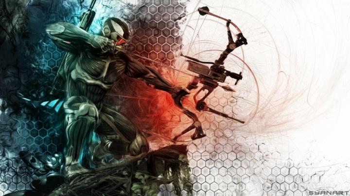Crysis 3 – Predator fullhD Gaming Wallpaper