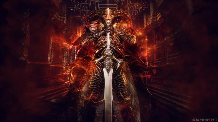 Sparda wallpaper Devil May Cry 4 Special Edition