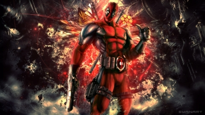 DeadPool Game Wallpaper