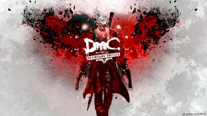 DmC Devil May Cry – Definitive Edition Wallpaper