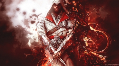 Assassin's Creed Brotherhood – Ezio Auditore Wallpaper