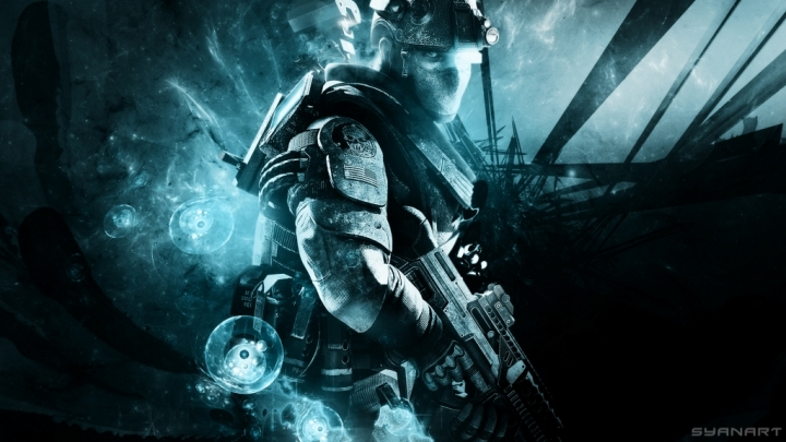 Ghost Recon Phantoms Future Soldier Wallpaper