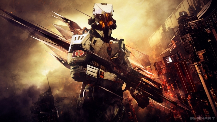 Killzone Shadow Fall Helghast Wallpaper