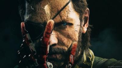 Metal Gear Solid V – Phantom pain Wallpaper