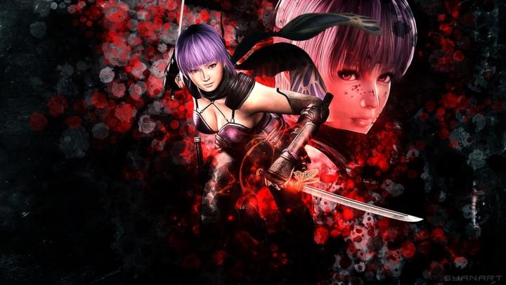 Ninja Gaiden 3 Ayane Wallpaper