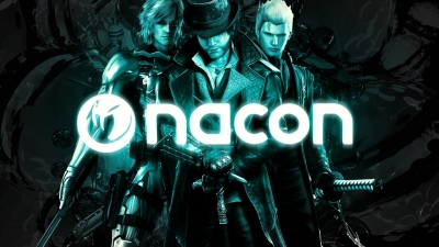 Nacon Gaming Full HD Wallpaper