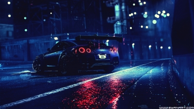 Need for Speed 2016 5K Rain Wallpaper Download