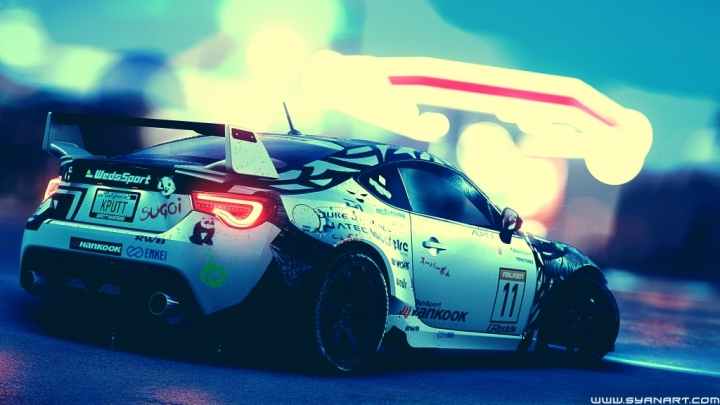 Need for Speed 2016 Awesome 5K Wallpaper