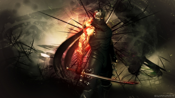 Ninja Gaiden 3 Ryu Hayabusa Warrior Wallpaper Syanart Station