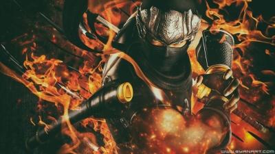 Ninja Gaiden 4 Syanart Station