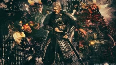 Nioh – Samurai Williams fullHD Wallpaper