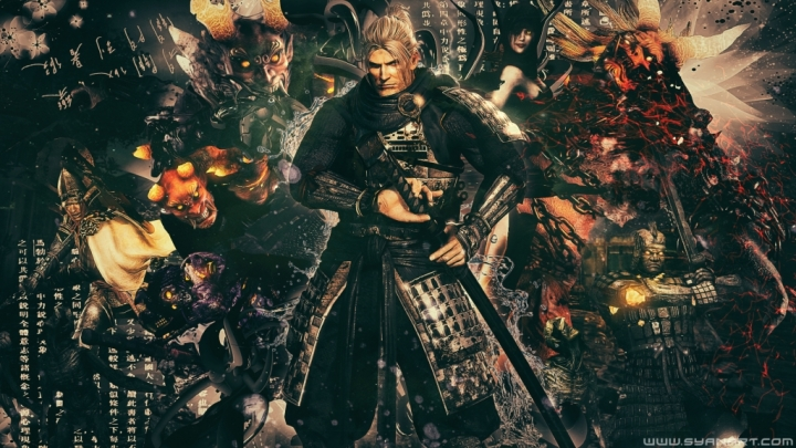 Nioh – Samurai Williams fullHD Wallpaper