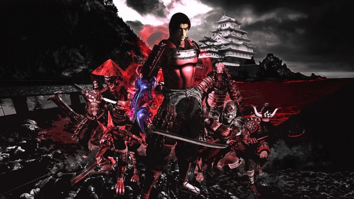 Onimusha warlords 4k wallpaper