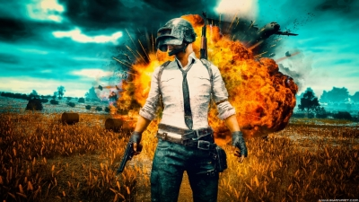 Player Unknown Battlegrounds – PUBG 4K Wallpaper