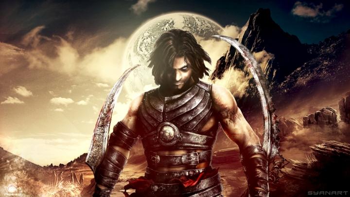 Prince of Persia 2 The Prince War Wallpaper