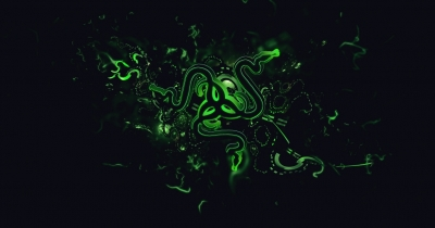 RAZER Abstract Concept Wallpaper 4K
