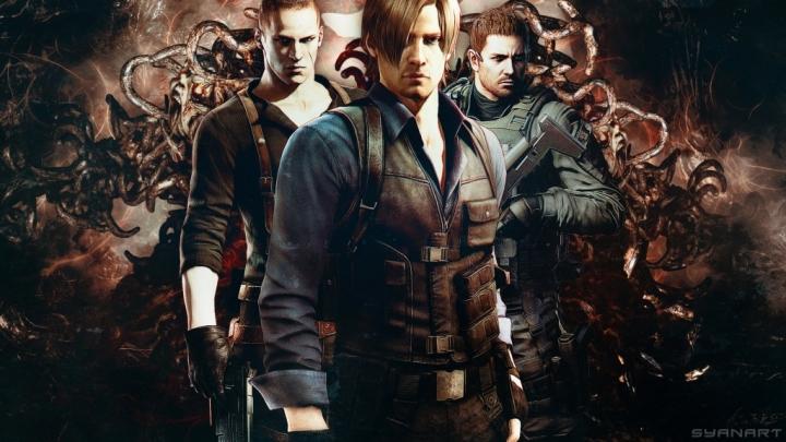 Resident Evil 6 Squad Wallpaper Syanart Station