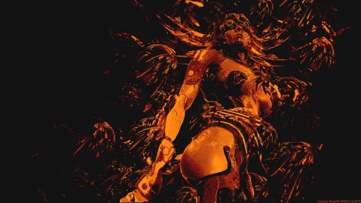Shadow Warrior 2 – K-Putt Neurofunk 8k Wallpaper