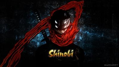 Shinobi 2002 Sega Wallpaper