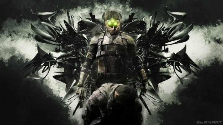 Splinter Cell Blacklist Exclusive Wallpaper