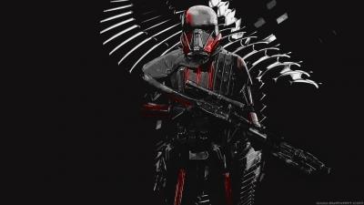 Star Wars Battlefield 2 – Inferno Squad 4K Wallpaper