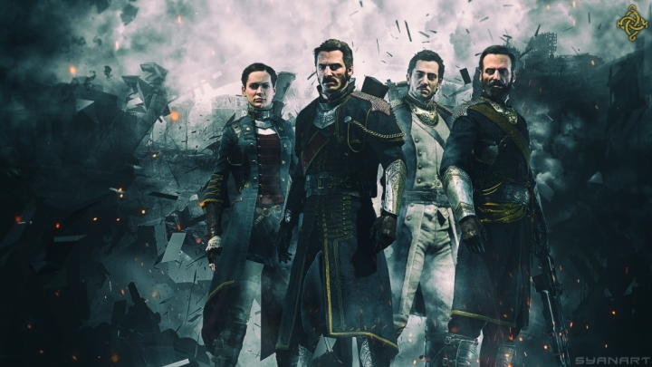 The Order 1886 fullHD Wallpaper