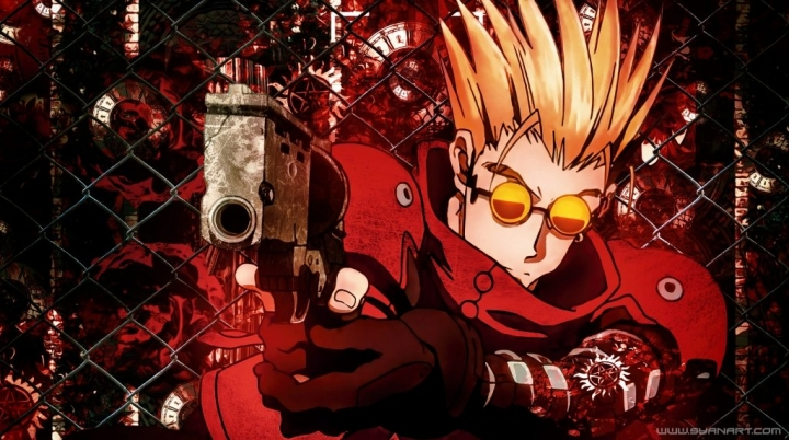 Trigun Vash the Sampede 4K Wallpaper