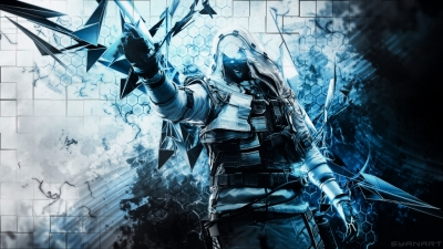 Ghost Recon Phantoms Assassin's Creed Skin Wallpaper