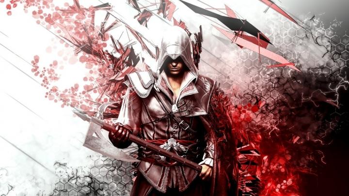 Assassin's Creed Ezio Auditore 4K Wallpaper