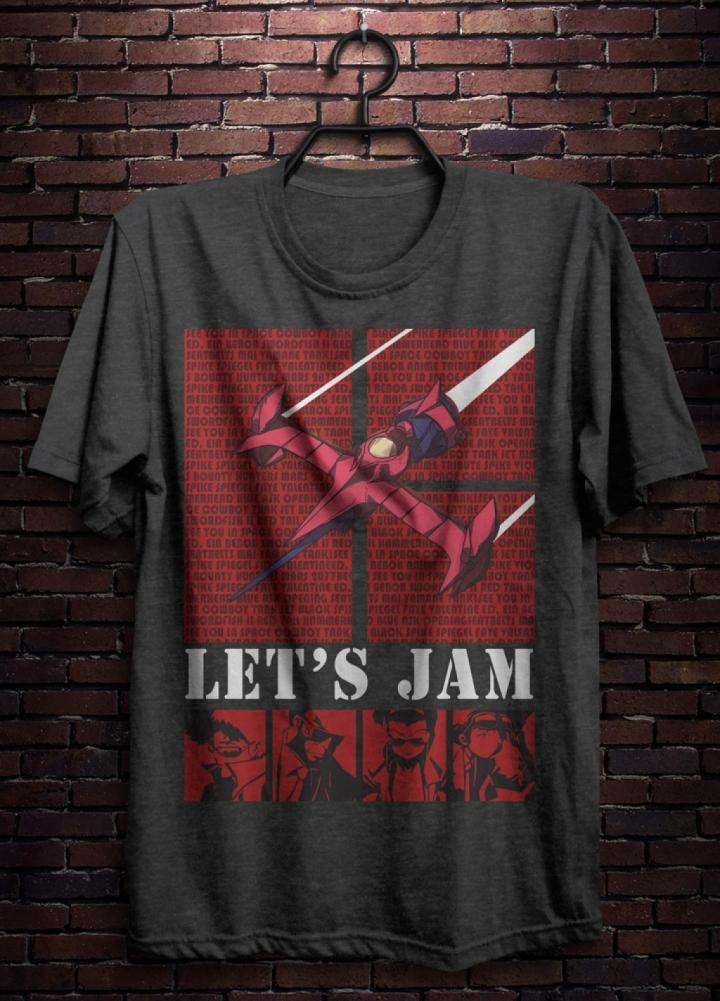Bebop Ship II Cowboy T-shirt