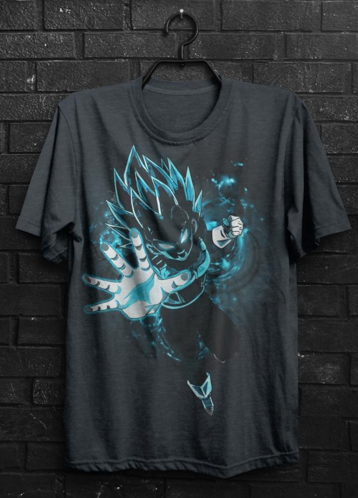 Dragon Ball Super | Vegeta T-shirt