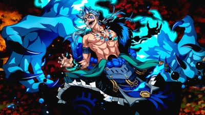 Bleach Grimmjow beyond resurrection 4K