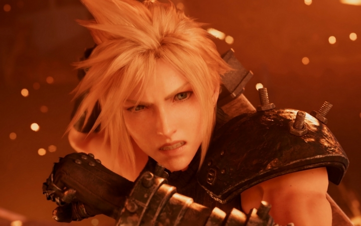 25 HD Screenshots of Final Fantasy VII Remake