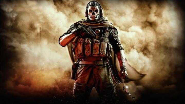 Call of Duty Modern Warfare 2020 Warzone Ghost 4k Wallpaper