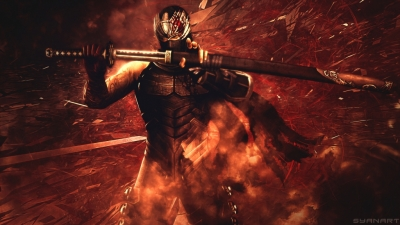 Ninja Gaiden 3 The legendary ninja Wallpaper
