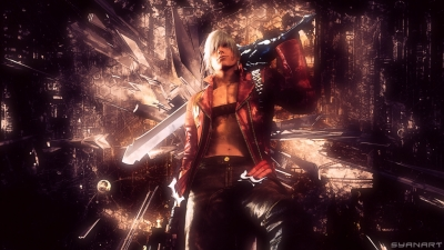 Devil May Cry 3 Dante Super Wallpaper